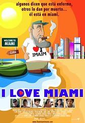 Trailer y dos pósters de 'I love Miami'