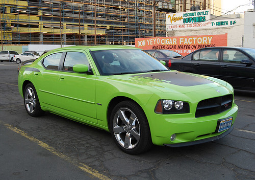 Sui Generis: 2007 Dodge Charger Daytona RT