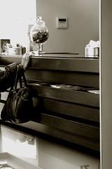 just ordinary people n°3 (e n i k ő) Tags: blackandwhite woman bar canon donna waiting hand mano oldwoman toned biancoenero 2007 abruzzo aspettando teramo 123bw signoraanziana justordinarypeople sfidephotoamatori
