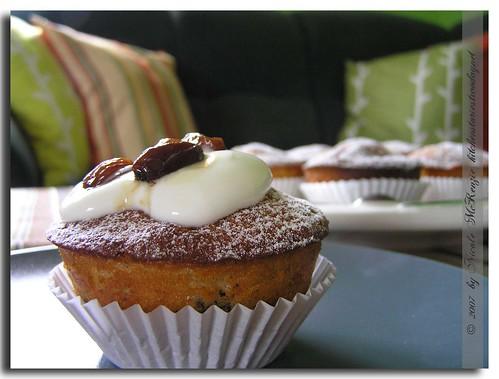 Joghurt-Rosinen-Muffins