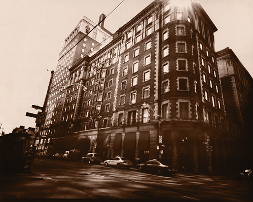 King Edward Hotel - World Pinhole Camera Day