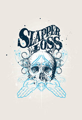 slapper-loss (Cristian Mantovani) Tags: loss skull design graphic vector cristian slapper mantovani zedo