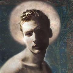 Saint Nouk (R. O. Flinn) Tags: boy portrait man saint religious icon noukbaudrot thebestofday