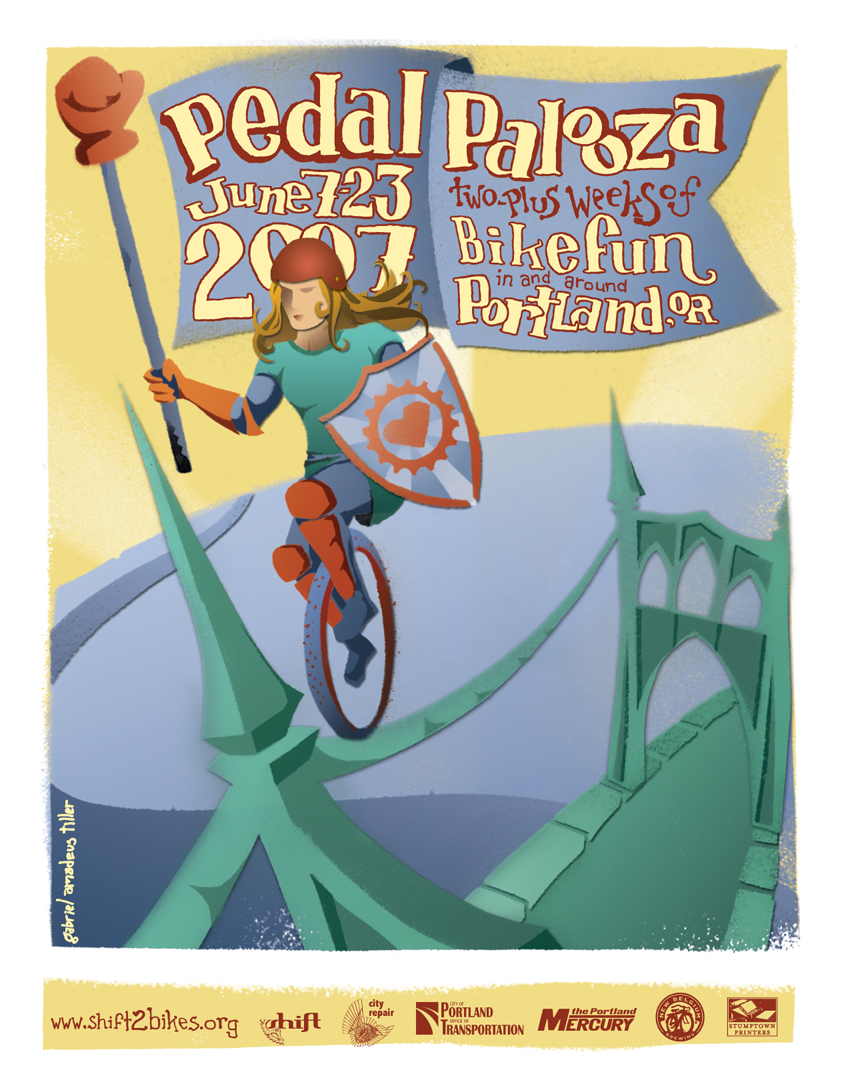 pedalpalooza graphic