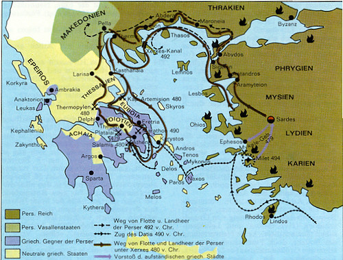 Ancient Greek States by hoplitesmores-MEGISTIAS.