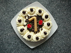 birthday cake by Carsten Karl on Flickr Creative Commons