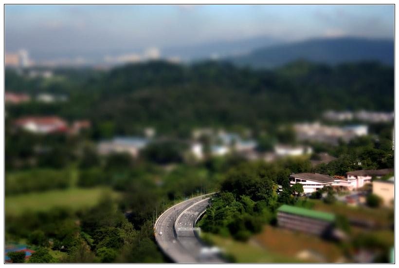 Kerinchi Link From Bangsar