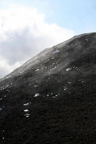 Etna Gently Smoking
