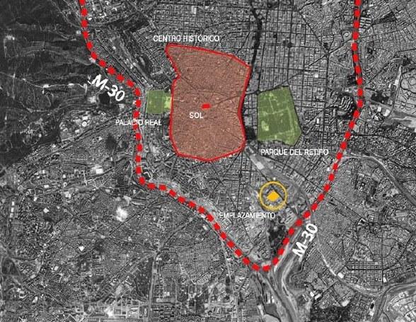mapa ubicacion campus repsol