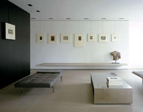Minimalistic Interiors gaile guevara: january 2007