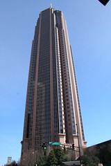 BofA tower (Curt) Tags: atlanta building architecture midtown bankofamericatower
