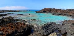 the cove at kanahena point (Haiku Garry) Tags: fire hawaii lava maui haleakala makena haikugarry