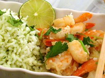 Spicy Asian Shrimp