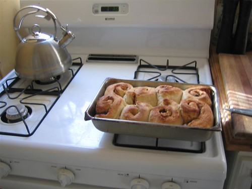 Sweet rolls