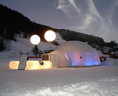 BMW Igloo (RandolphScott) Tags: valthorens meribel lesmenuires corchevel