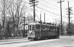 Old Rhode Island Trolley in College Park