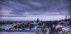 Deep Winter in Kiev (Trey Ratcliff) Tags: city winter snow photography nikon photographer ukraine kiev kyiv hdr highquality stuckincustoms treyratcliff