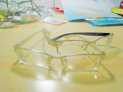 我們一模一樣的新眼鏡
