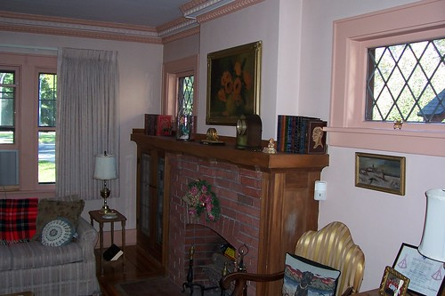 Living Room during home inspection, October 2004,house, interior, interior design