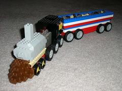 Train + CoalCar 02