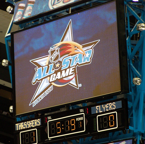 2007 All Star Game Logo