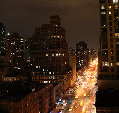 1st Avenue NYC by ehpien, on Flickr