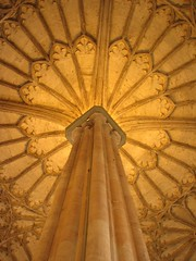 Fan Vault (Lawrence OP) Tags: christchurch college fan harry potter staircase oxford vault