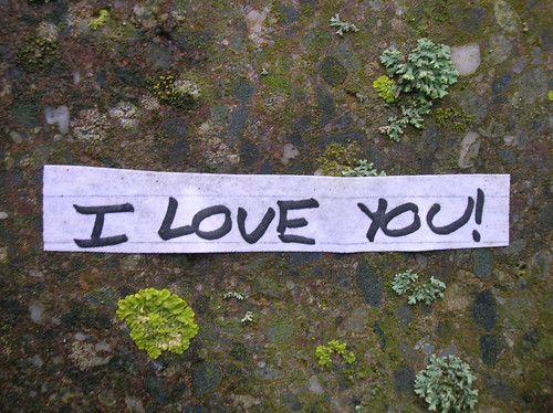 I love you, too!