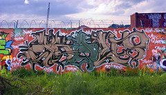 Asalt (funkandjazz) Tags: sanfrancisco california graffiti te asalt