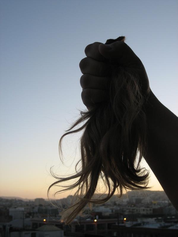 emcoee oroville's hair