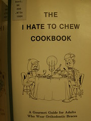 The I Hate to Chew Cookbook