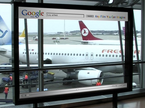Google Video Airport.