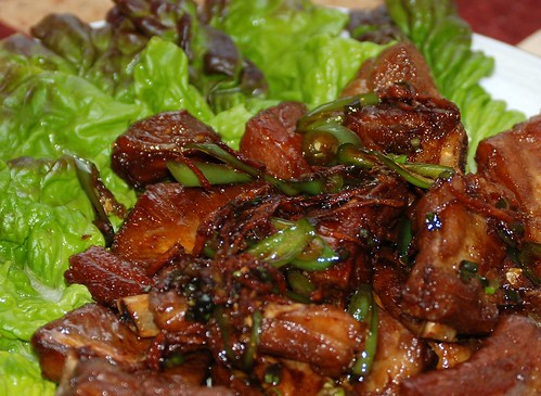 海贫菜谱 – 不是无锡排骨