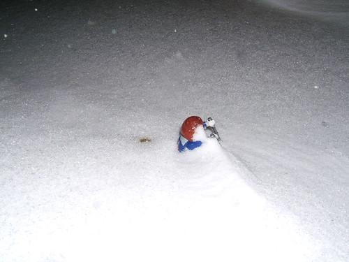 Ski Man - 8:09 pm, 2/24