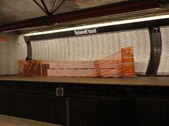Subway platform (liam.cubbin) Tags: hospital subway ruin pepsi rooseveltisland smallpox blackwellsisland 59thstbridge renwickruin