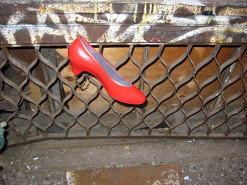 Red Shoe II - Soho