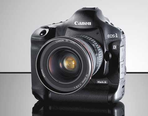 Canon EOS 1-D Mark III