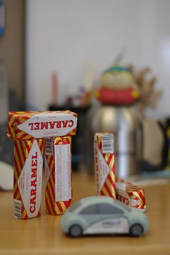 Caramel Henge