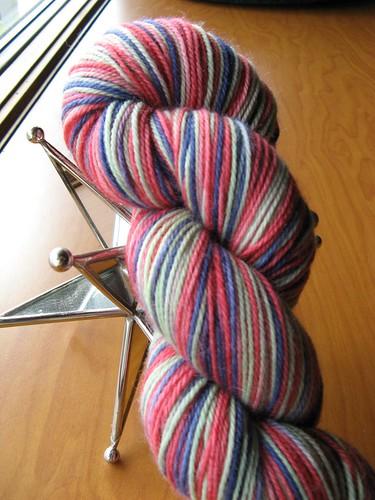 Mystery Sock Yarn