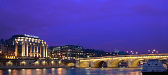 Paris Bridge (tamilian / photo-capture.co.uk) Tags: paris sathish samaritaine tamilian canonefs1855mmf3556 photocapturecouk