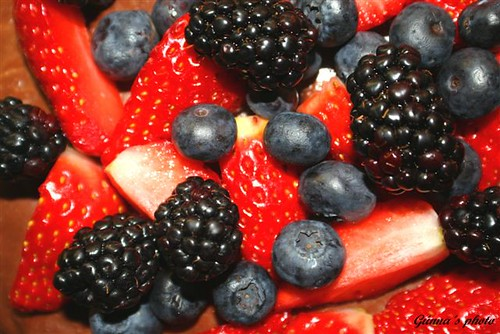 Berries are good for your health