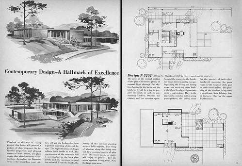 Nice Home Planners Design N3202