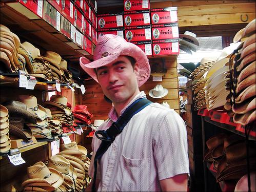 i wanna be a cowboy baby