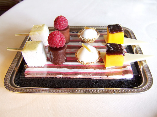 Ledoyen (Paris) - pre-dessert