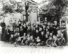Baptist Parsonage; Sunday School 1890 (Mr. History) Tags: church churches saline adamshouse greenfieldvillage baptistchurch thehenryford saloons