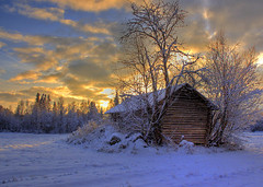 Old barn at sunset (Henri Bonell) Tags: old winter sunset sky snow barn twilight bravo country peopleschoice helluva blueribbonwinner supershot magicdonkey instantfave p1f1 cmeradeourobrasil impressedbeauty superaplus aplusphoto henribonell 200750plusfaves irresistiblebeauty 50faves50comments500views superbmasterpiece goldenphotographer diamondclassphotographer flickrdiamond superhearts flickrphotoaward lightstylus goldstaraward bestofwinter