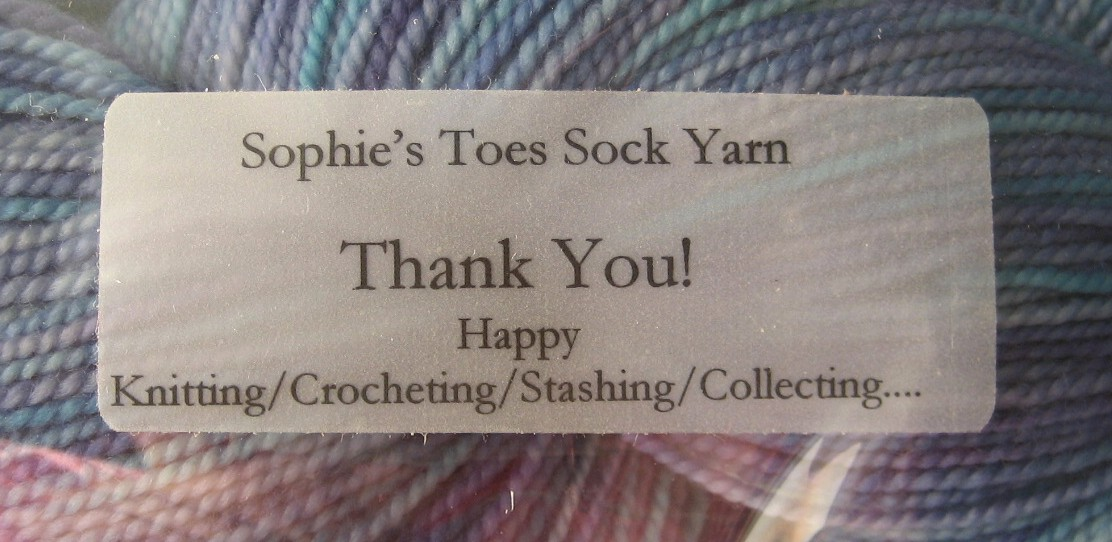 Sophies Toes Label