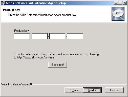 1_SVS_installazione_product key