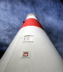 031007 Portland Bill Lighthouse (petervanallen) Tags: blue red lighthouse white portland vanishingpoint bill nikon raw perspective bbc dorset weymouth hdr photomatix portlandbilllighthouse sigma1020 d80 1exp anawesomeshot mdpd2007 mdpd200703 flickrchallengegroup flickrchallengewinner britaininpictures bbcredbutton