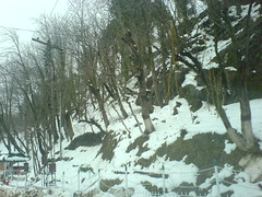 Snow Fall Murree Feb 2007